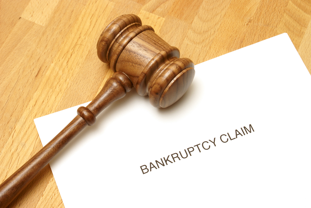 bankruptcy claim