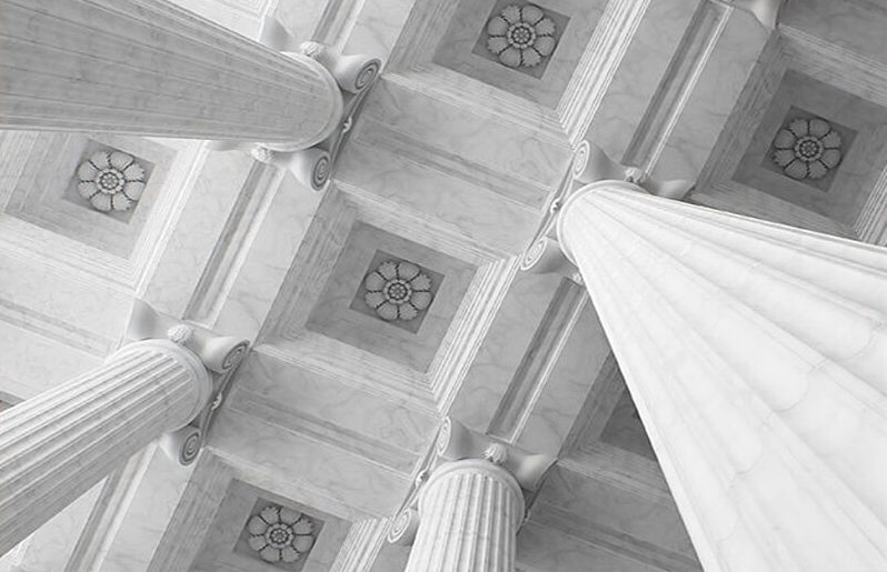 columns top