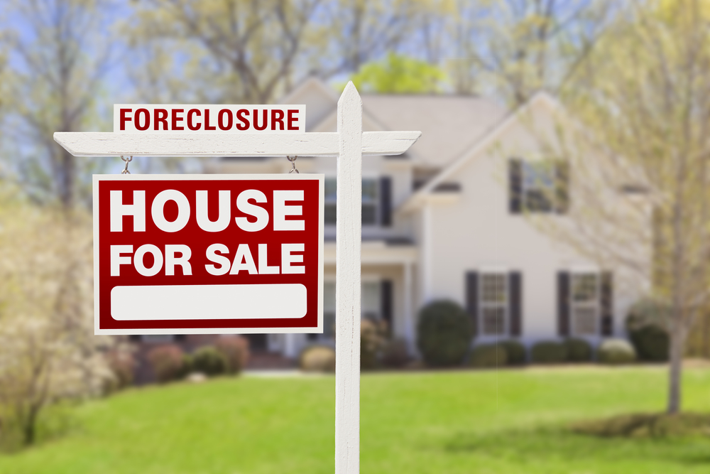 forclosure house for sale