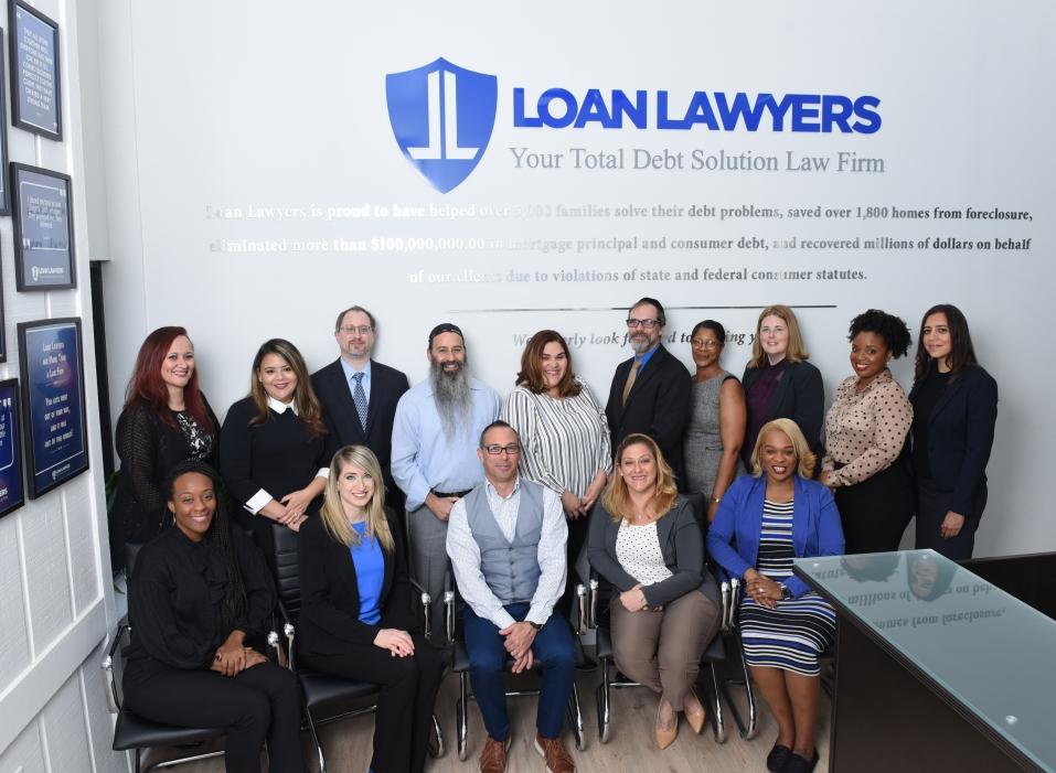 loan lawyers team photo