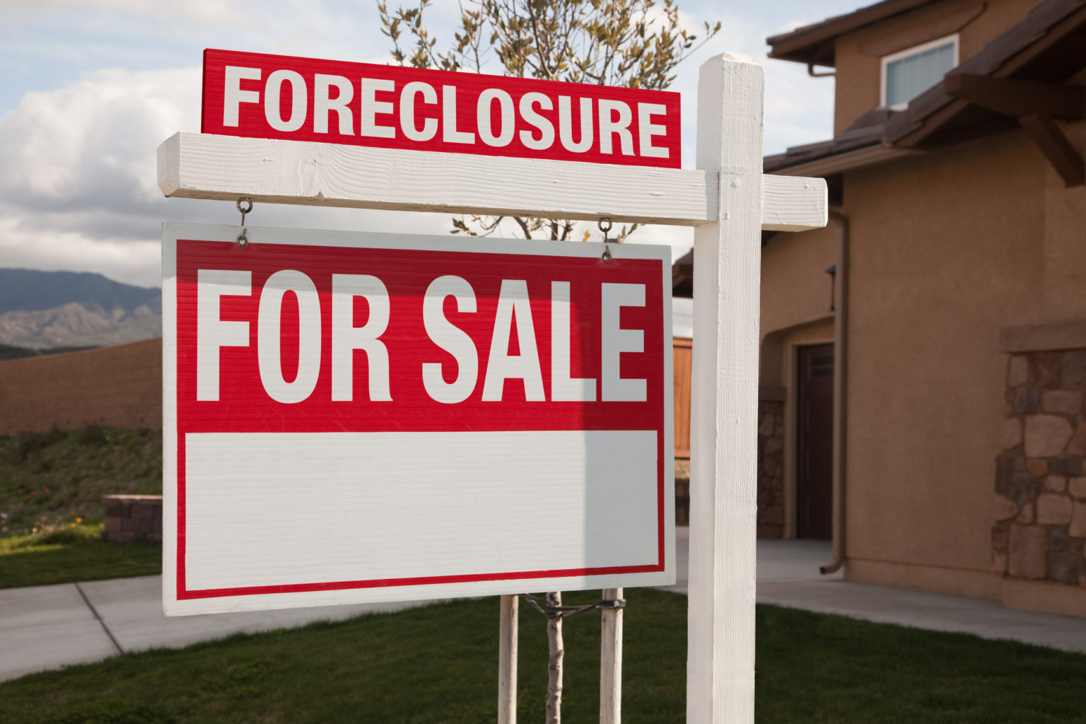 Florida home for sale that was foreclosed