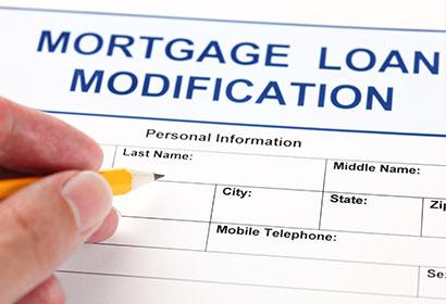 mortgage loan modification paperwork