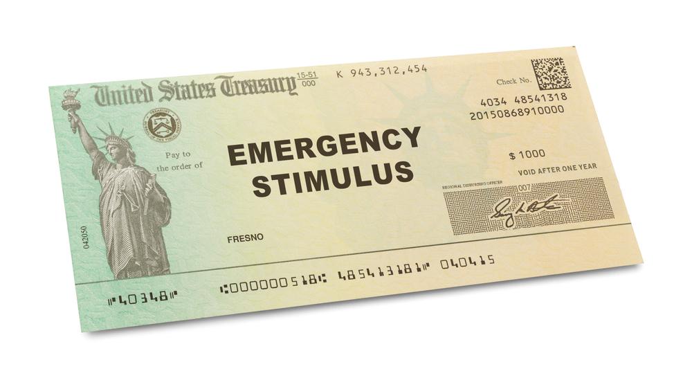 U.S. Stimulus check